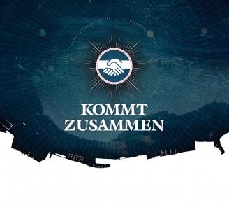 Album artwork for Kommt Zusammen