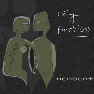 Album artwork for Bodily Functions (Ltd. Transparent Grey 3LP)