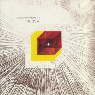 Album artwork for Musca (Yellow Vinyl 2LP Gatefold)