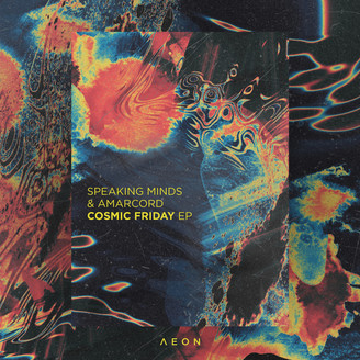 Cosmic Friday EP