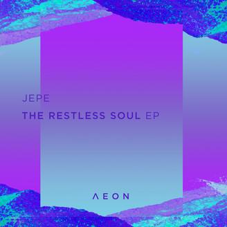 Album artwork for The Restless Soul EP