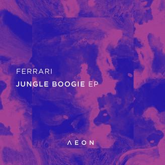 Album artwork for Jungle Boogie EP
