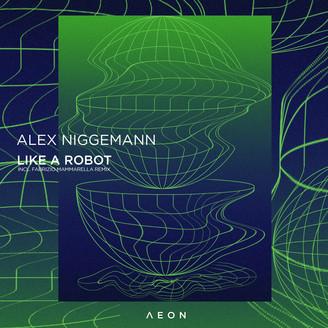 Album artwork for Like a Robot
