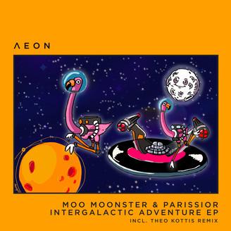 Album artwork for Intergalactic Adventure