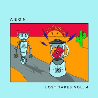 Album artwork for Lost Tapes Vol. 4