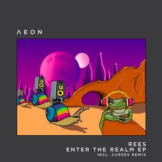 Album artwork for Enter The Realm EP