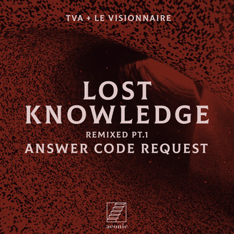Album artwork for Lost Knowledge Remixed pt.1