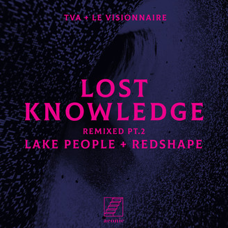Album artwork for Lost Knowledge Remixed pt.2