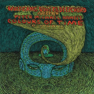 Album artwork for Colours of Time re-interpreted by Wolfgang Voigt & Deepchord