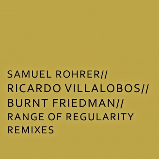 Range Of Regularity Remixes
