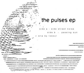 Album artwork for The Pulses EP
