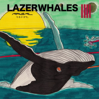 Album artwork for Lazerwhales 4