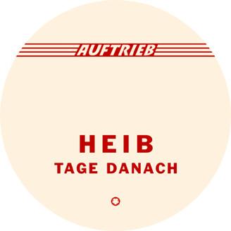Album artwork for Tage Danach