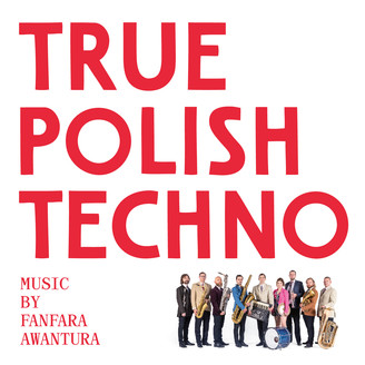 Album artwork for True Polish Techno