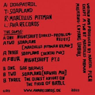 Album artwork for Soapland