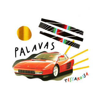 Album artwork for Testarossa