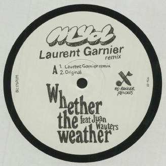 Album artwork for Whether The Weather Remixes (Laurent Garnier,..)