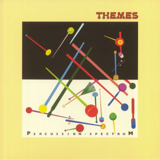 Album artwork for Percussion Spectrum