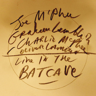 Album artwork for Live In The Batcave