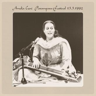 Album artwork for Parampara festival 13.3.1992