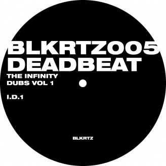 Album artwork for The Infinity Dubs, Vol. 1