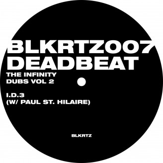 Album artwork for The Infinity Dubs, Vol. 2