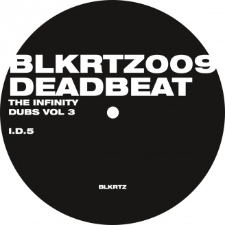 Album artwork for The Infinity Dubs, Vol. 3