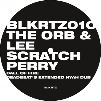 Album artwork for The Orb and Lee Scratch Perry – Deadbeat Remixes