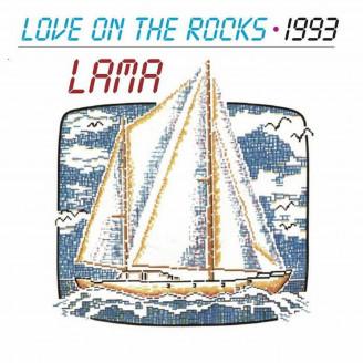 Album artwork for Love On The Rocks / 1993