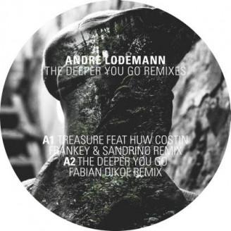 Album artwork for The Deeper You Go (Remixes)