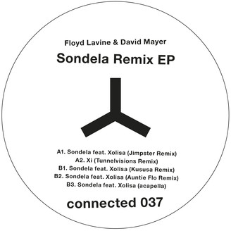Album artwork for Sondela Remix EP
