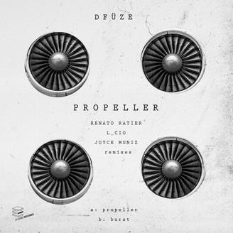 Album artwork for Propeller Ep