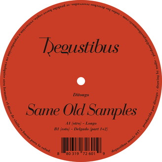 Same Old Samples