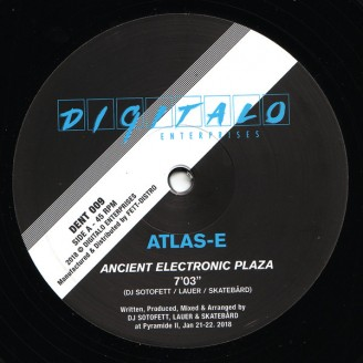 Album artwork for Ancient Electronic Plaza