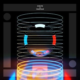 Album artwork for Martian