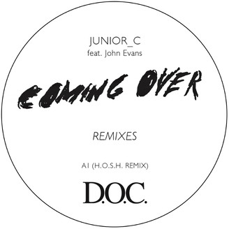 Album artwork for Coming Over Remixes