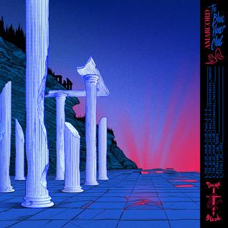Album artwork for The Blue Hour Club