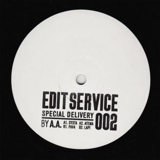 Edit Service 002 - Special Delivery