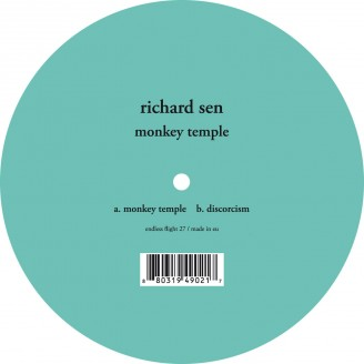 Album artwork for Monkey Temple