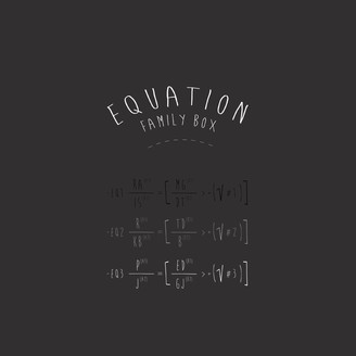 EQUATION FAMILY BOX