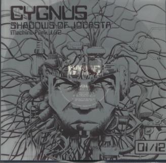 Album artwork for Machine Funk 1/12: Shadows Of Jocasta