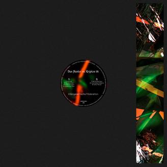 Album artwork for Intergalaktische Föderation