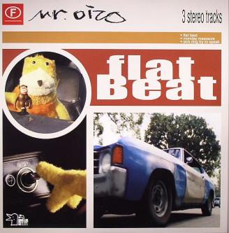 Album artwork for Flat Beat