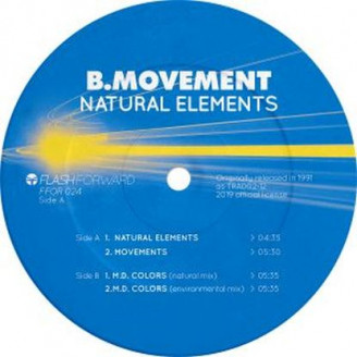 Album artwork for Natural Elements