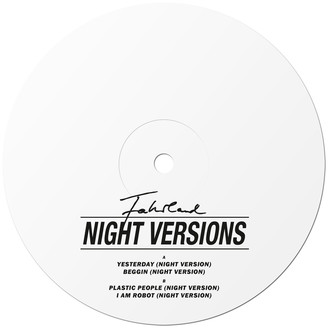 Album artwork for Night Versions