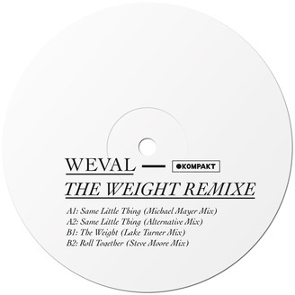 Album artwork for The Weight Remixe