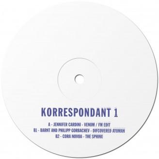 Album artwork for Correspondant Compilation 01