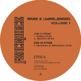 Album artwork for Rare And Unreleased Vol. 1