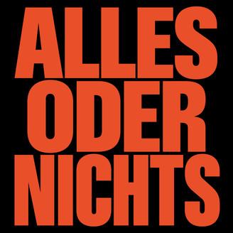 Album artwork for Alles oder nichts EP