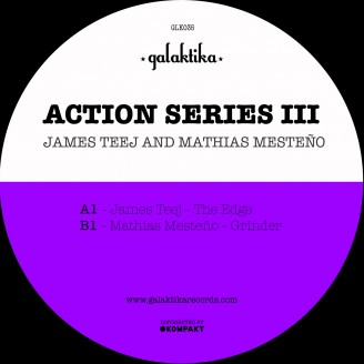 Album artwork for Action Series III
